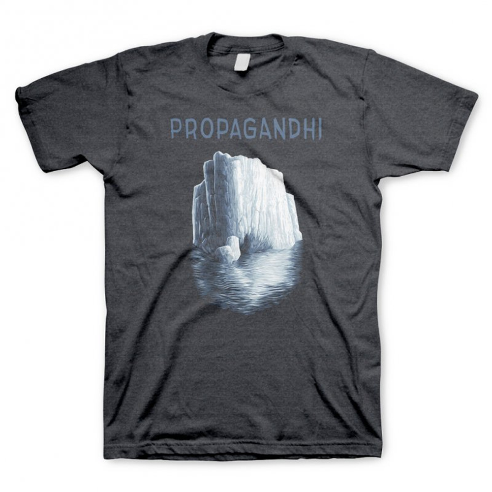 Propagandhi - Iceberg (Heather Grey)