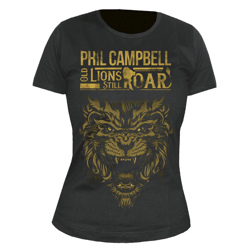 Phil Campbell - Old Lions (Ladies)