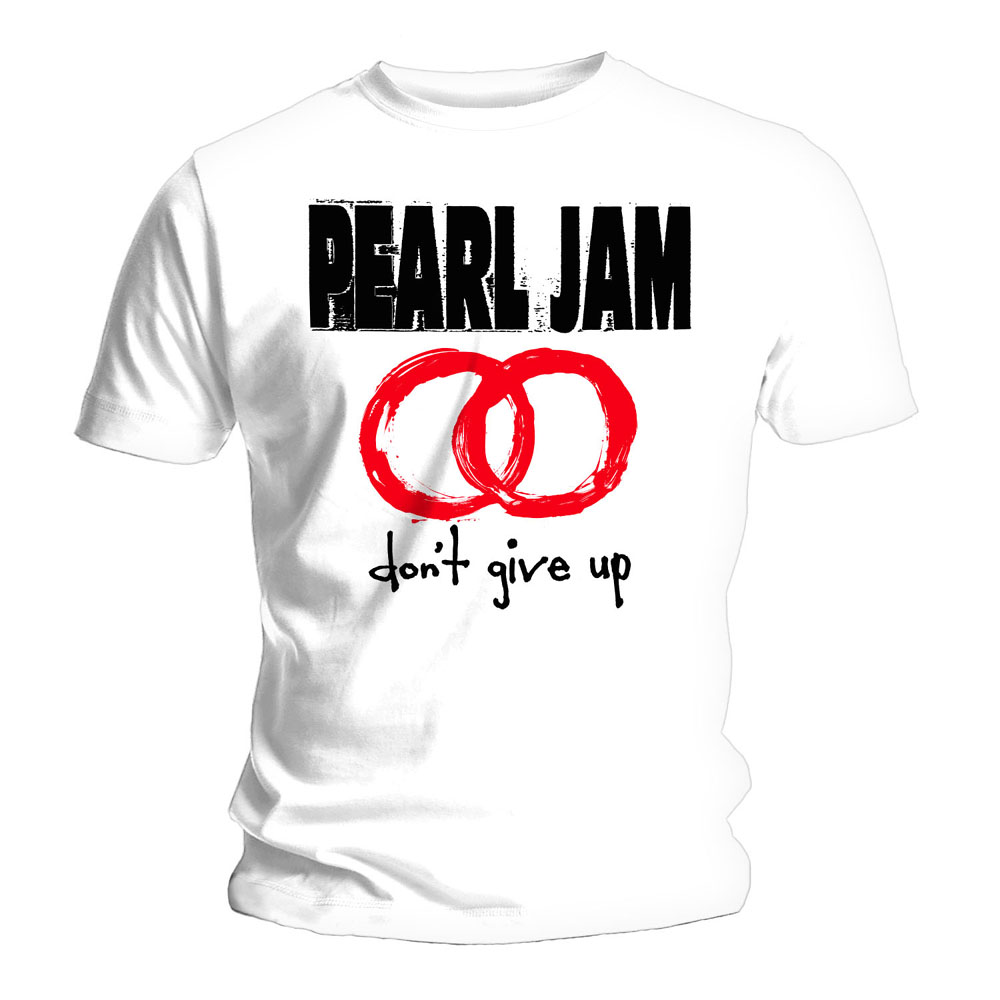 Pearl Jam - Don't Give Up (White)