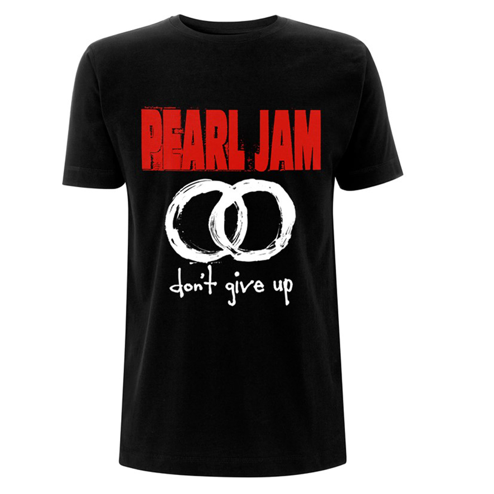 Pearl Jam - Don't Give Up (Black)