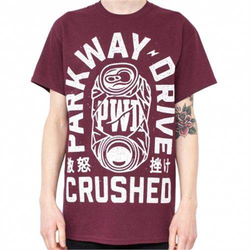 Parkway Drive - Can (Maroon)