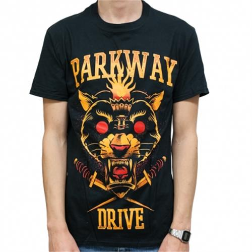 Parkway Drive - Panther Torch (Black)