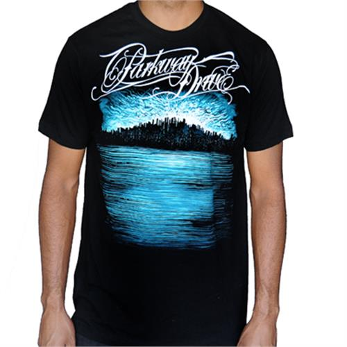 Parkway Drive - Deep Blue Skyline (Black)
