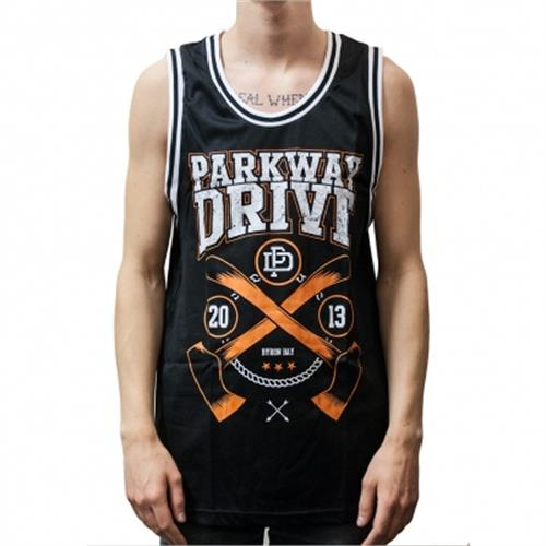 Parkway Drive - Axe (Black)