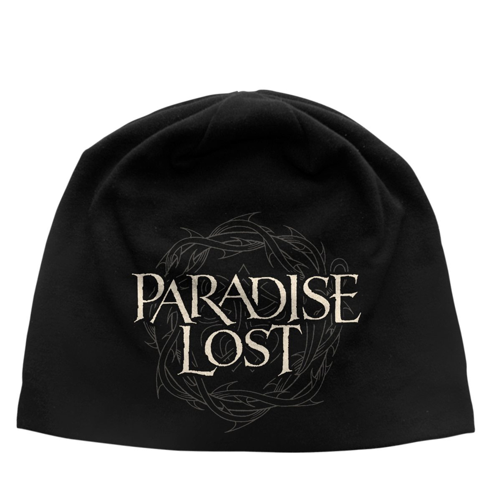 Paradise Lost - Crown Of Thorns (Discharge Beanie Hat)