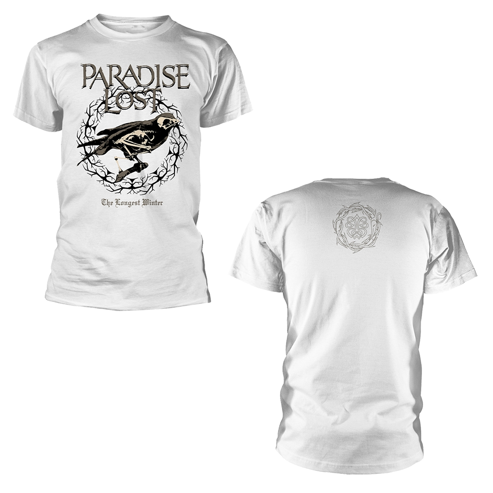 Paradise Lost - The Longest Winter (White)