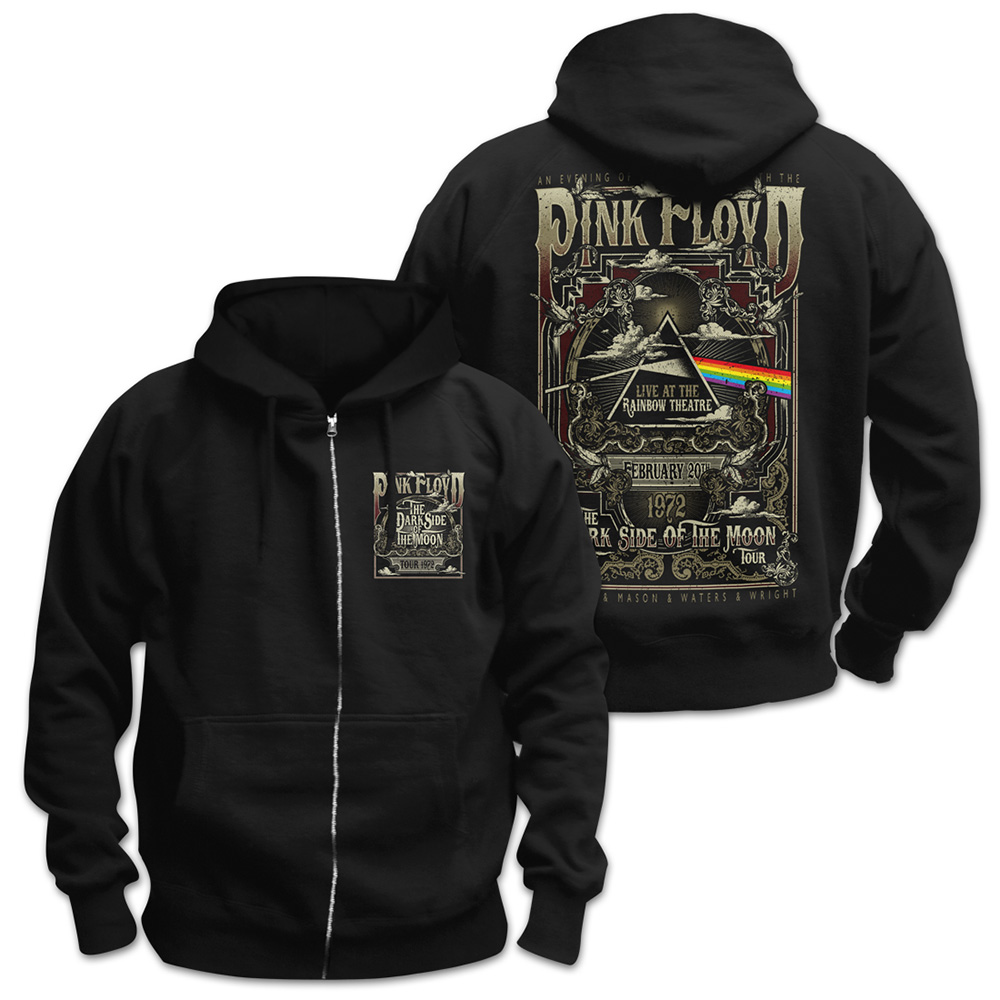 Pink Floyd - Rainbow Theatre (Black)