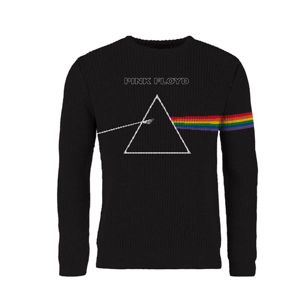 Pink Floyd - Dark Side Of The Moon (Knitted Jumper)