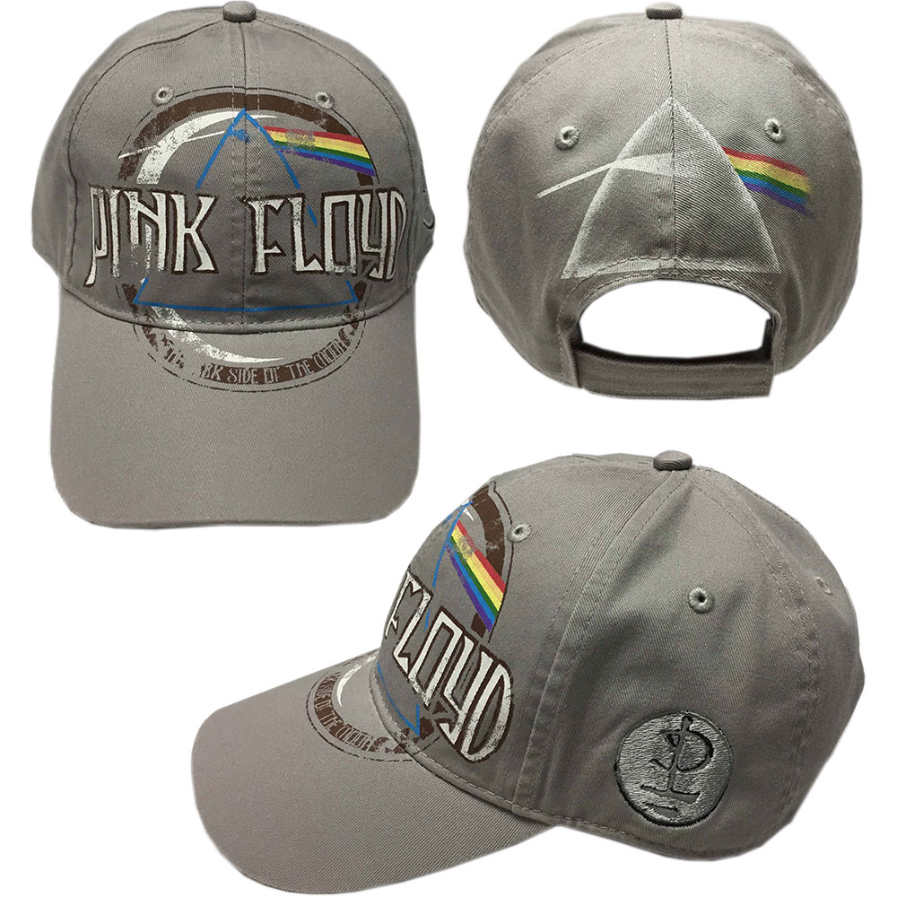 Pink Floyd - Dark Side Of The Moon Album Distressed (Grey)