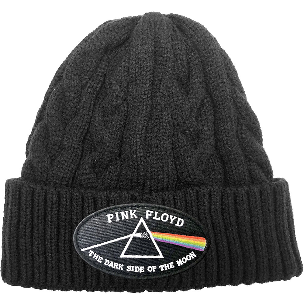 Pink Floyd - The Dark Side of the Moon Black Border (Cable Knit)