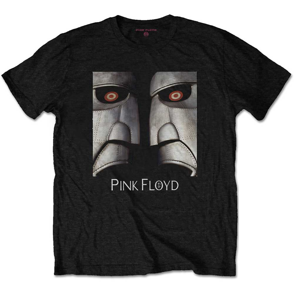 Pink Floyd - Metal Heads Close-Up