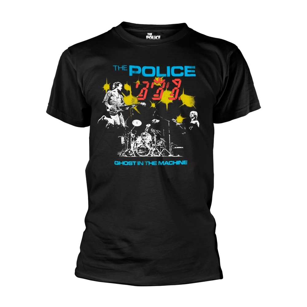 The Police - Ghost In The Machine Live