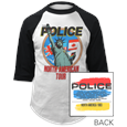 The Police : USA Import Long Sleeve Shirt