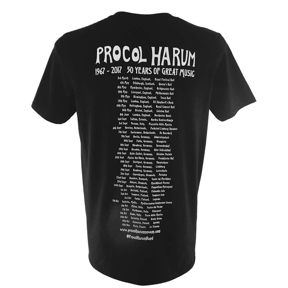 Procol Harum - Novum 2017 (With European Tour Dates)
