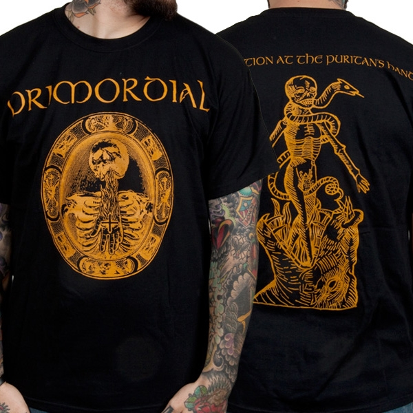 Primordial - Redemption At The Puritan's Hand (Black)