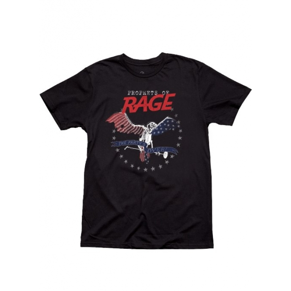 Prophets Of Rage - The Party's Over (Black)