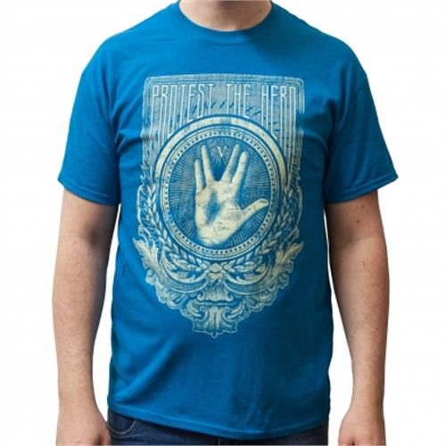 Protest The Hero - Trekhand (Antique Sapphire)