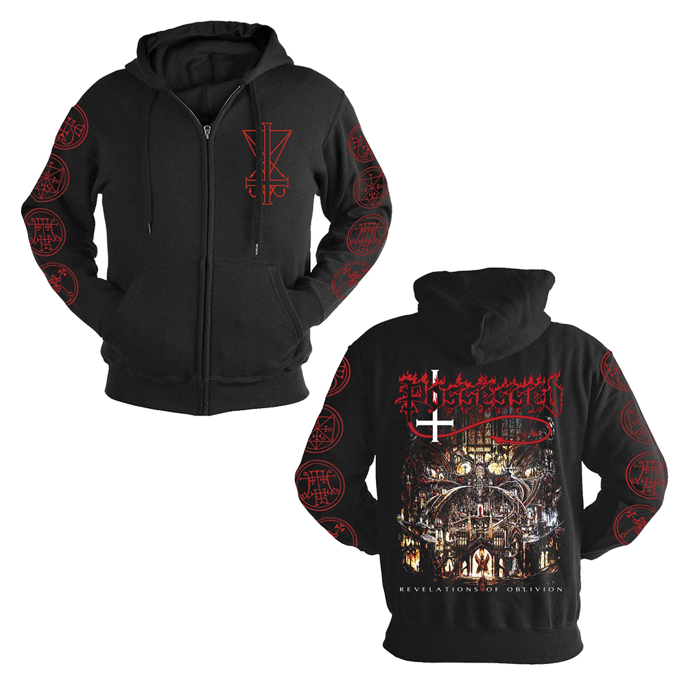 Possessed - Revelations Of Oblivion (Zip Hoodie)