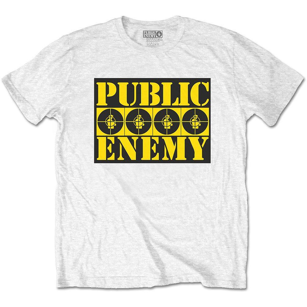 Public Enemy - Four Logos