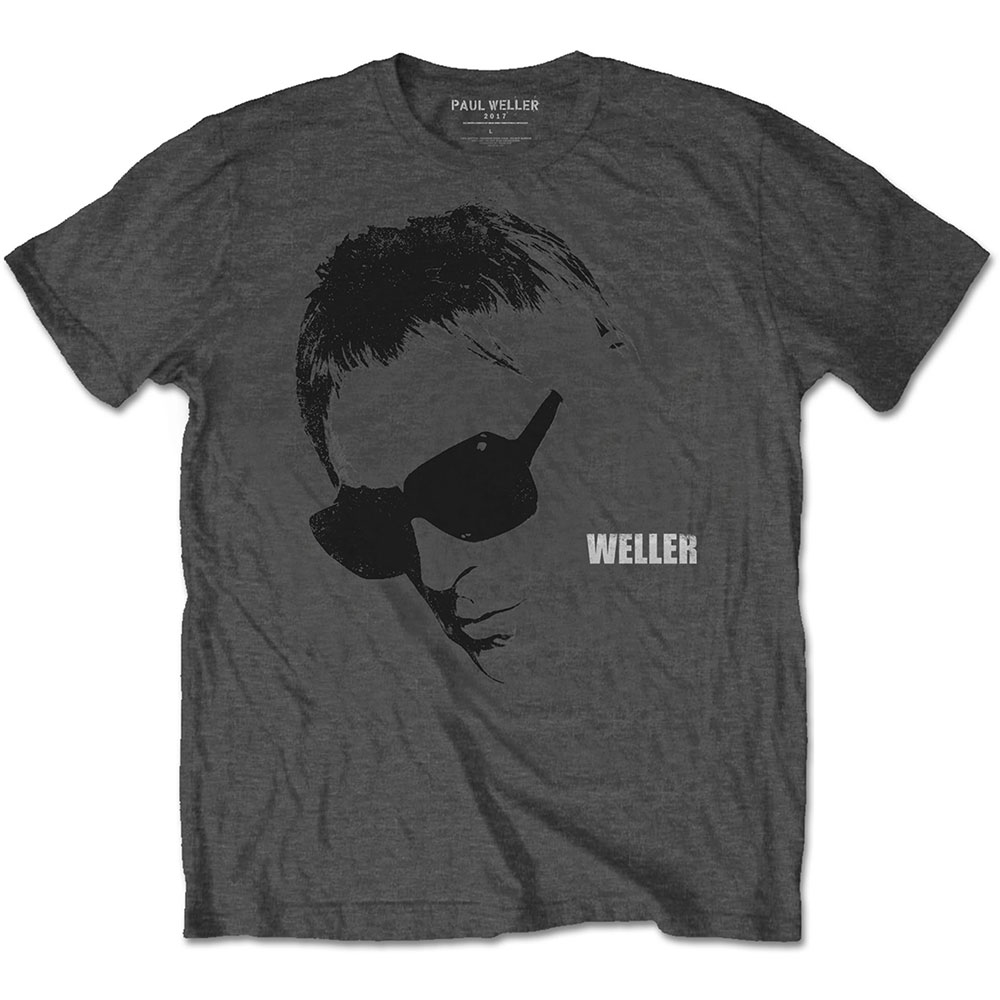 Paul Weller - Glasses Picture (Grey)