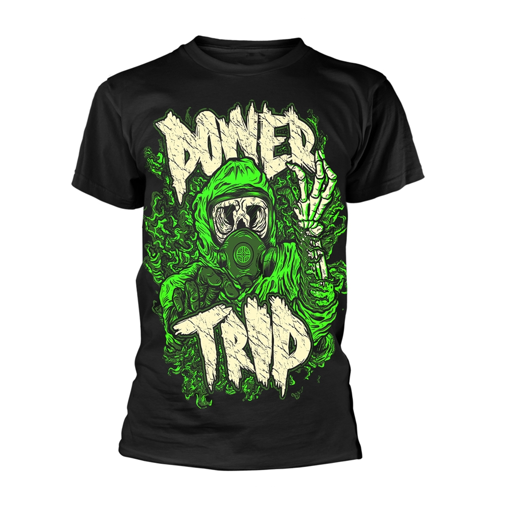 Power Trip - Gas Mask