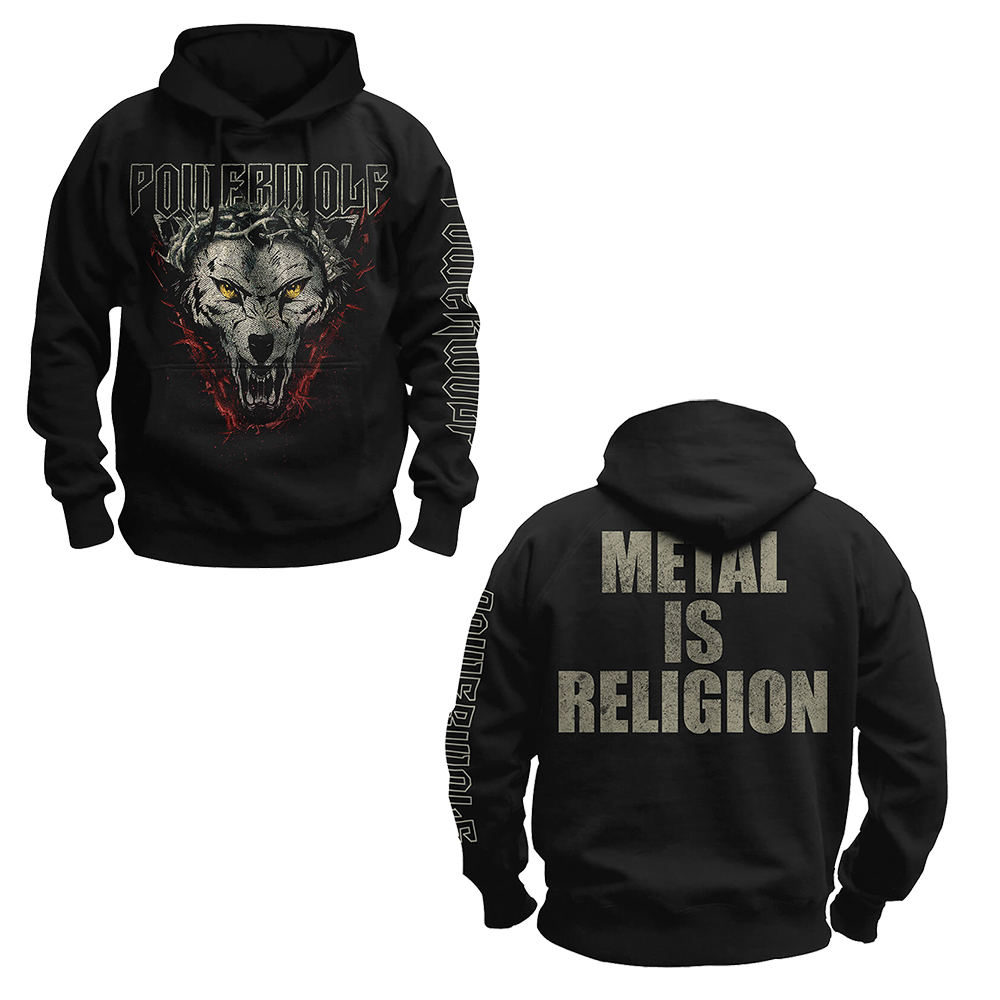 Powerwolf - Metal Is Religion (Hoodie)