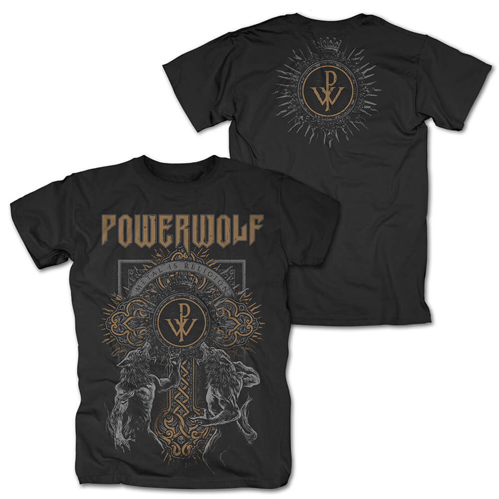 Powerwolf - Wolf Cross