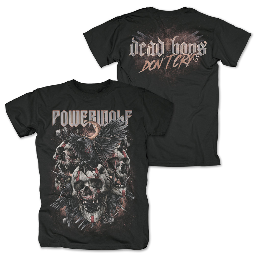 Powerwolf - Dead Boys Dont Cry