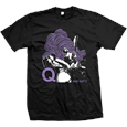 Q And Not U : USA Import T-Shirt