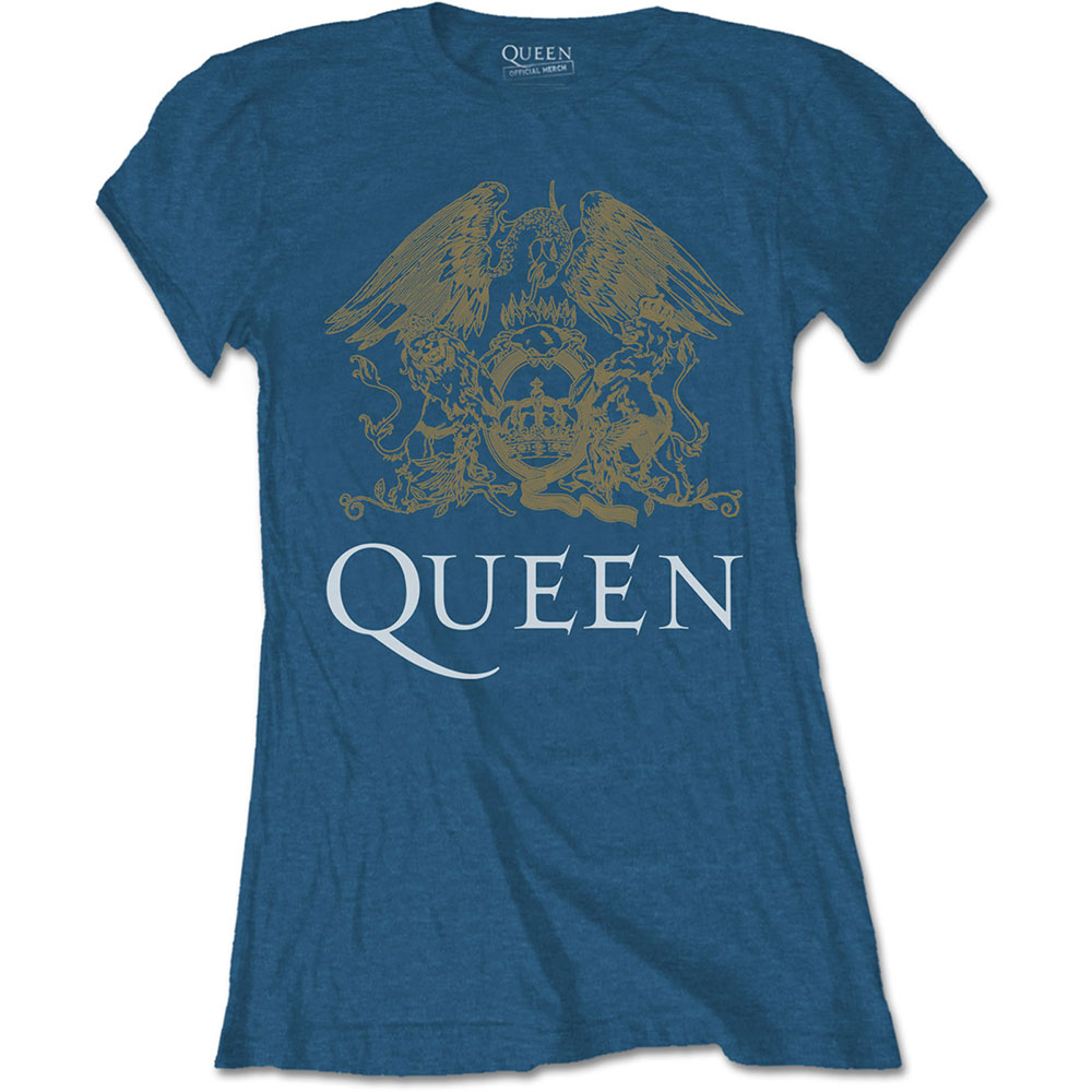 Queen - Crest (Ladies)