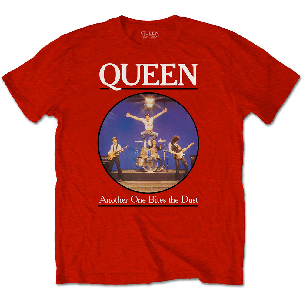 Queen - Another One Bites The Dust (Red)