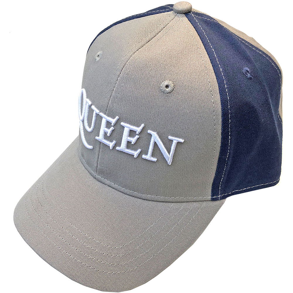 Queen - Logo (2 Tone) Blue