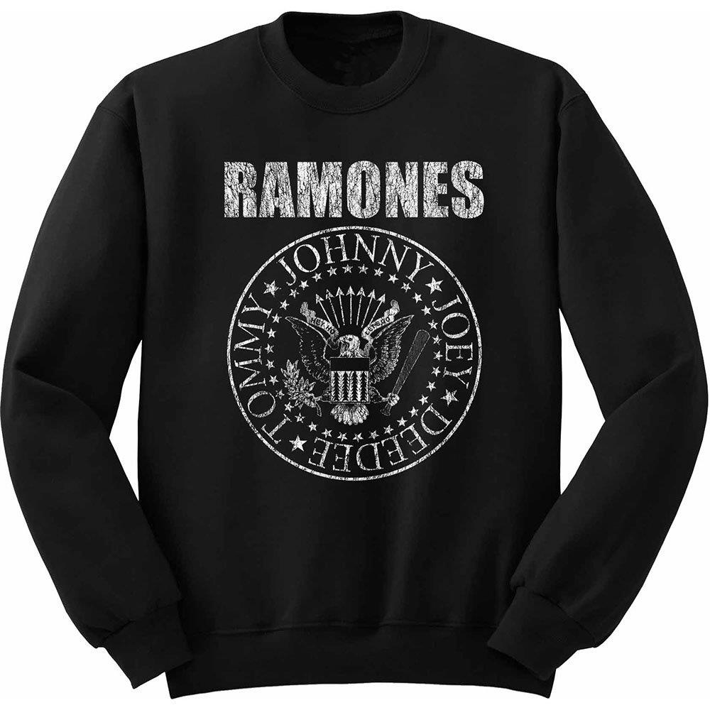Ramones - Presidential Seal (Youth) (Black)