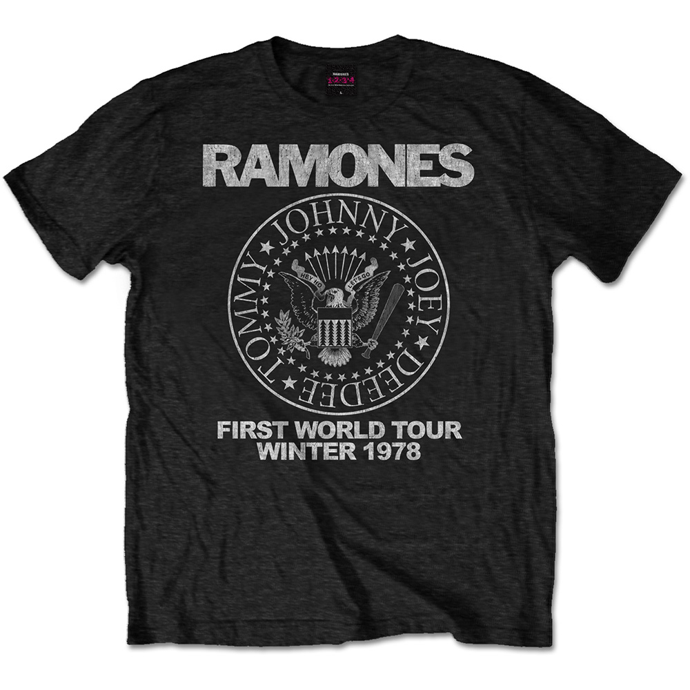 Ramones - Special Edition: First World Tout 1978