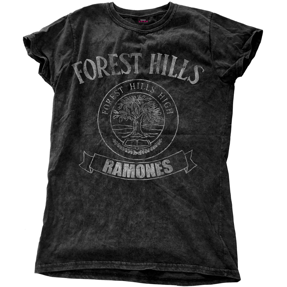 Ramones - Forest Hills Vintage (Snow Washed) (Ladies)