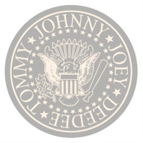 Ramones - Logo & Presidential Seal with Applique Motifs