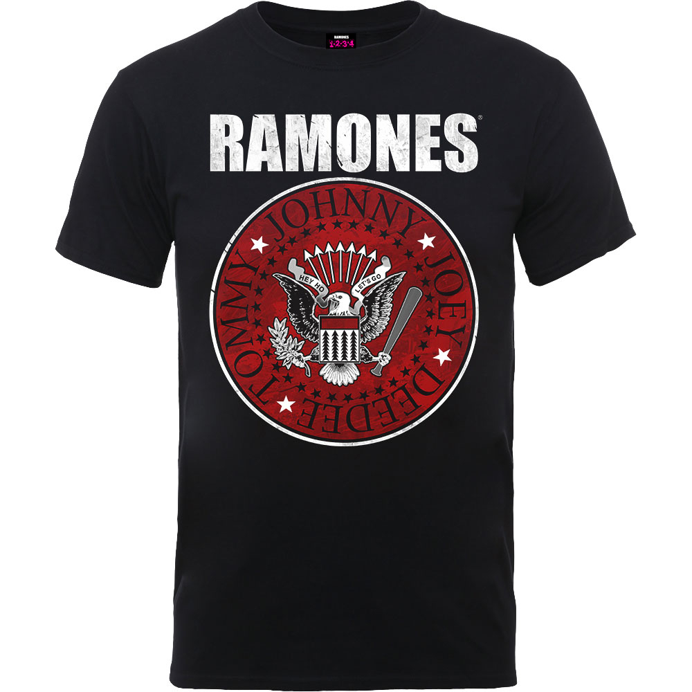 Ramones - Red Fill Seal