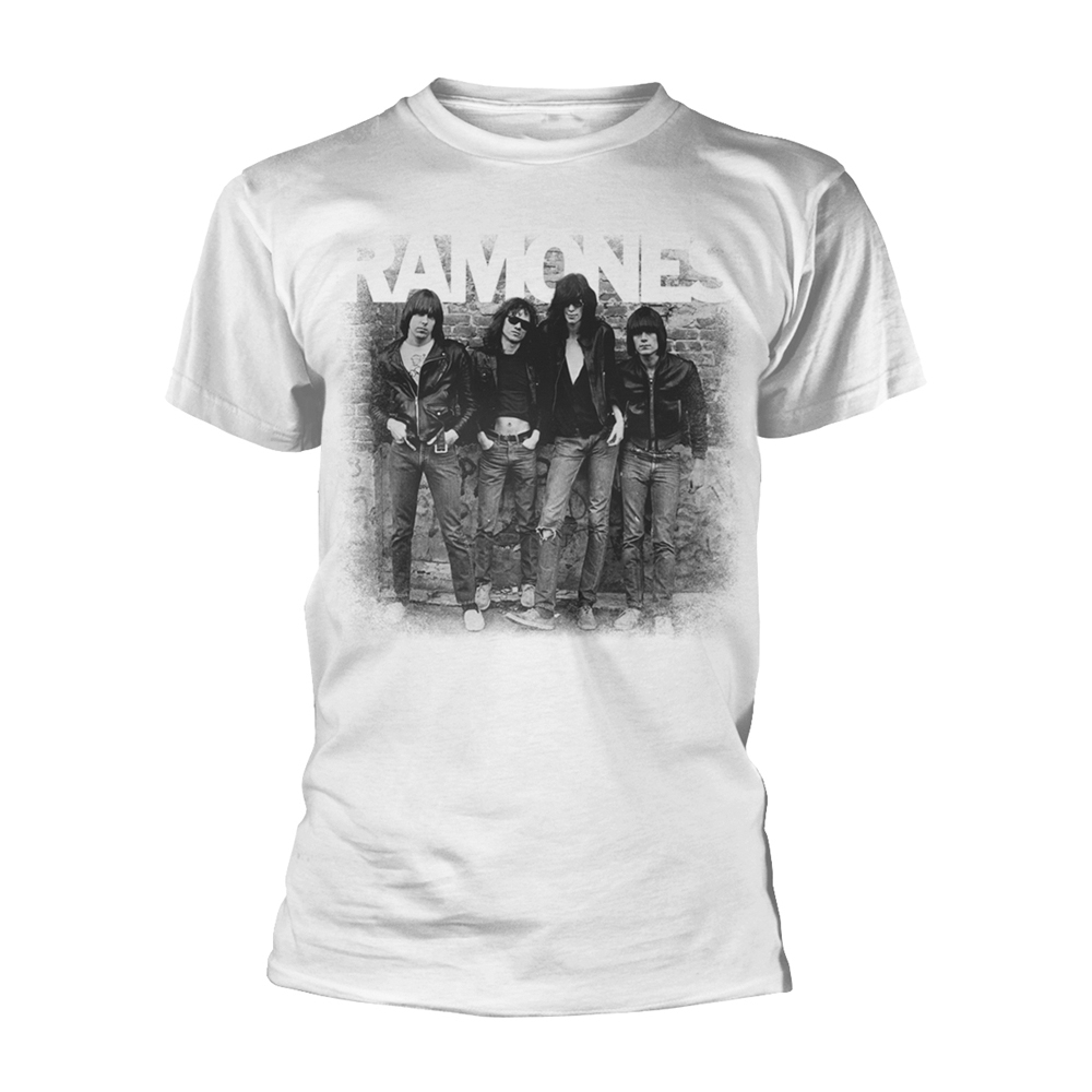 Ramones - First Album Faded (White)