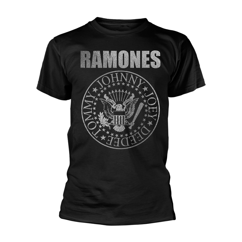 Ramones - Metallic Ink Seal