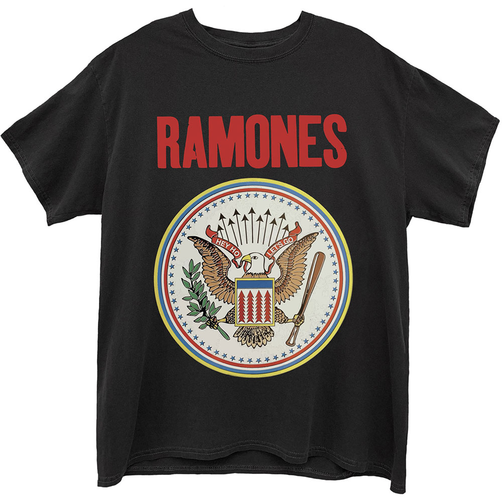 Ramones - Full Colour Seal