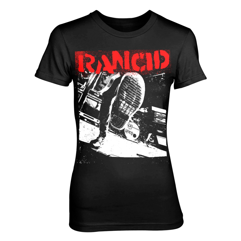 Rancid - Boot (Ladies)