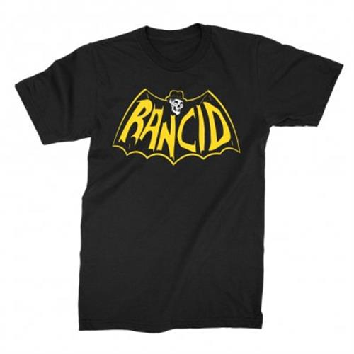 Rancid - SkeleTim Batman (Black)