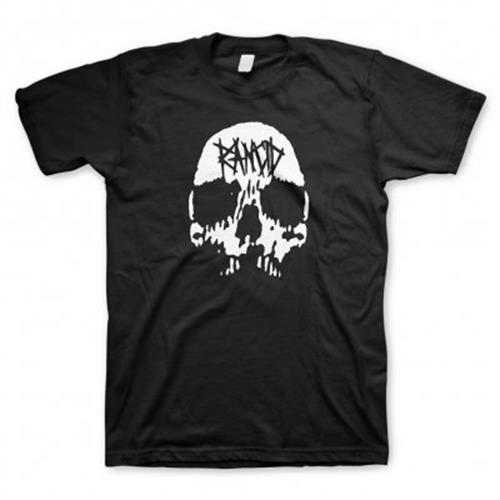 Rancid - Skull (Black)