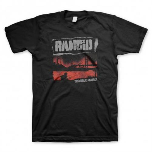 Rancid - Trouble Maker (Black)