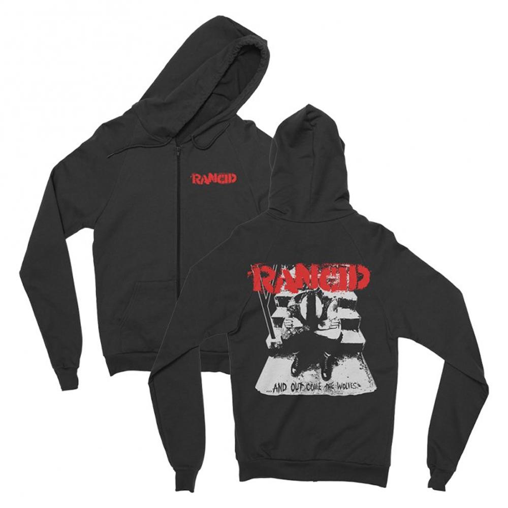 clothing stores » Rancid hoodie
