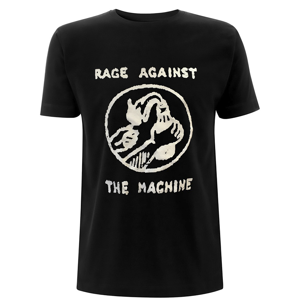 Rage Against The Machine - Molotov And  Stencil (Black)