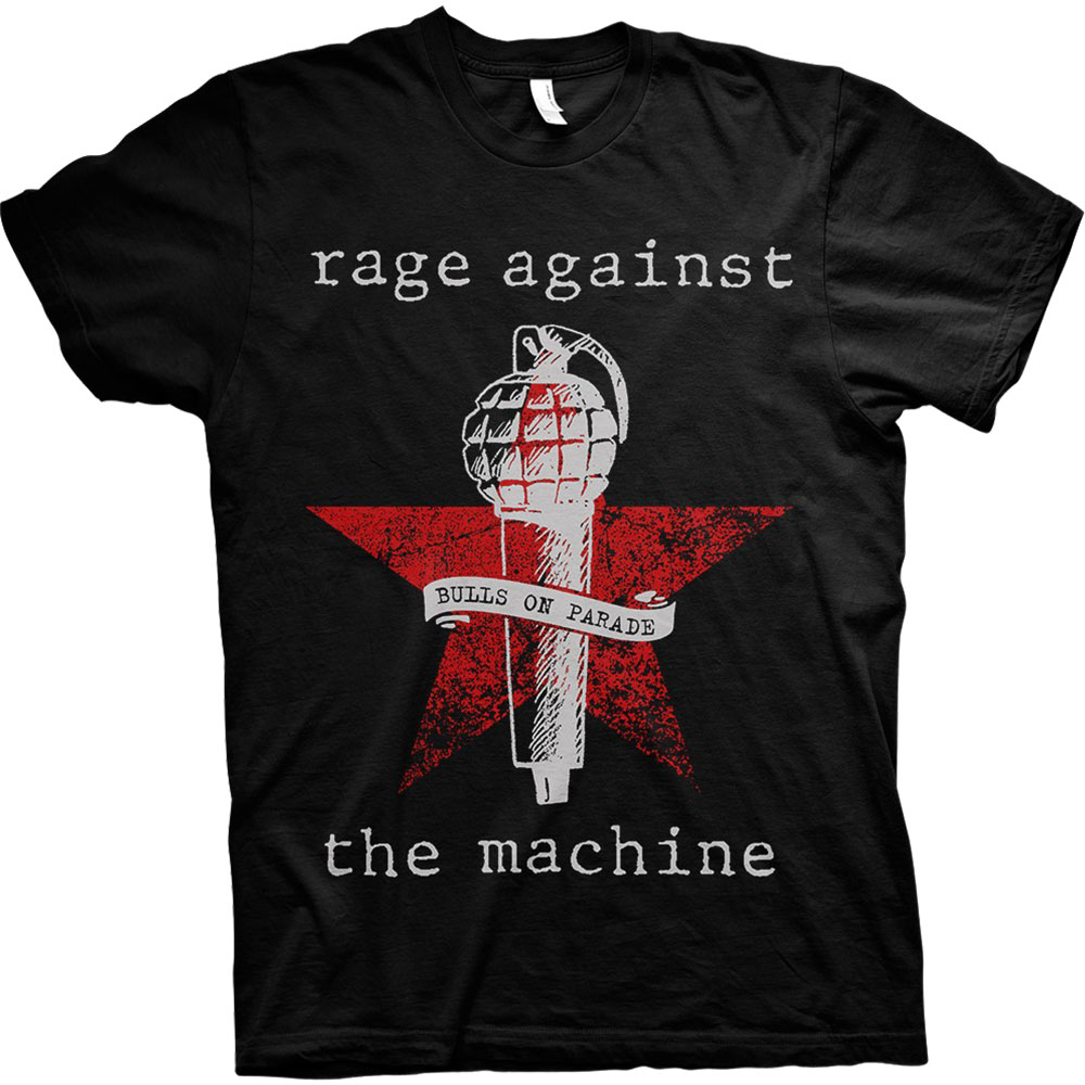 Rage Against The Machine - Bulls on Parade Mic