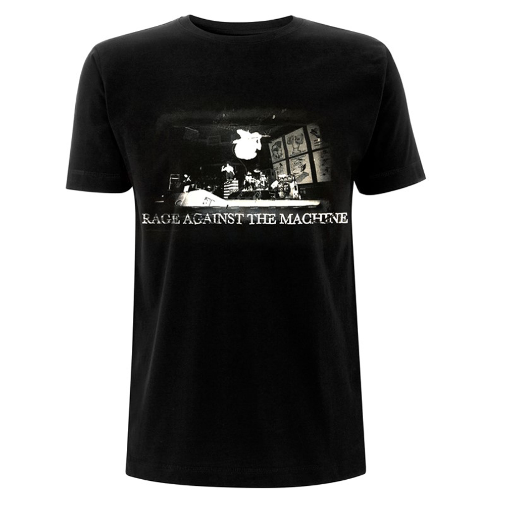 Rage Against The Machine - Live Jump (Black)