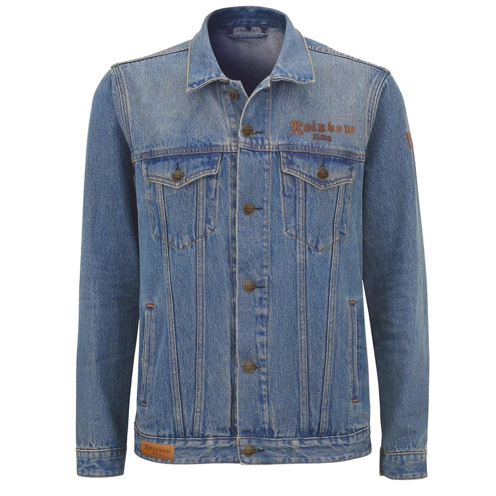 Rainbow - Rising (Limited Edition Denim Jacket  )