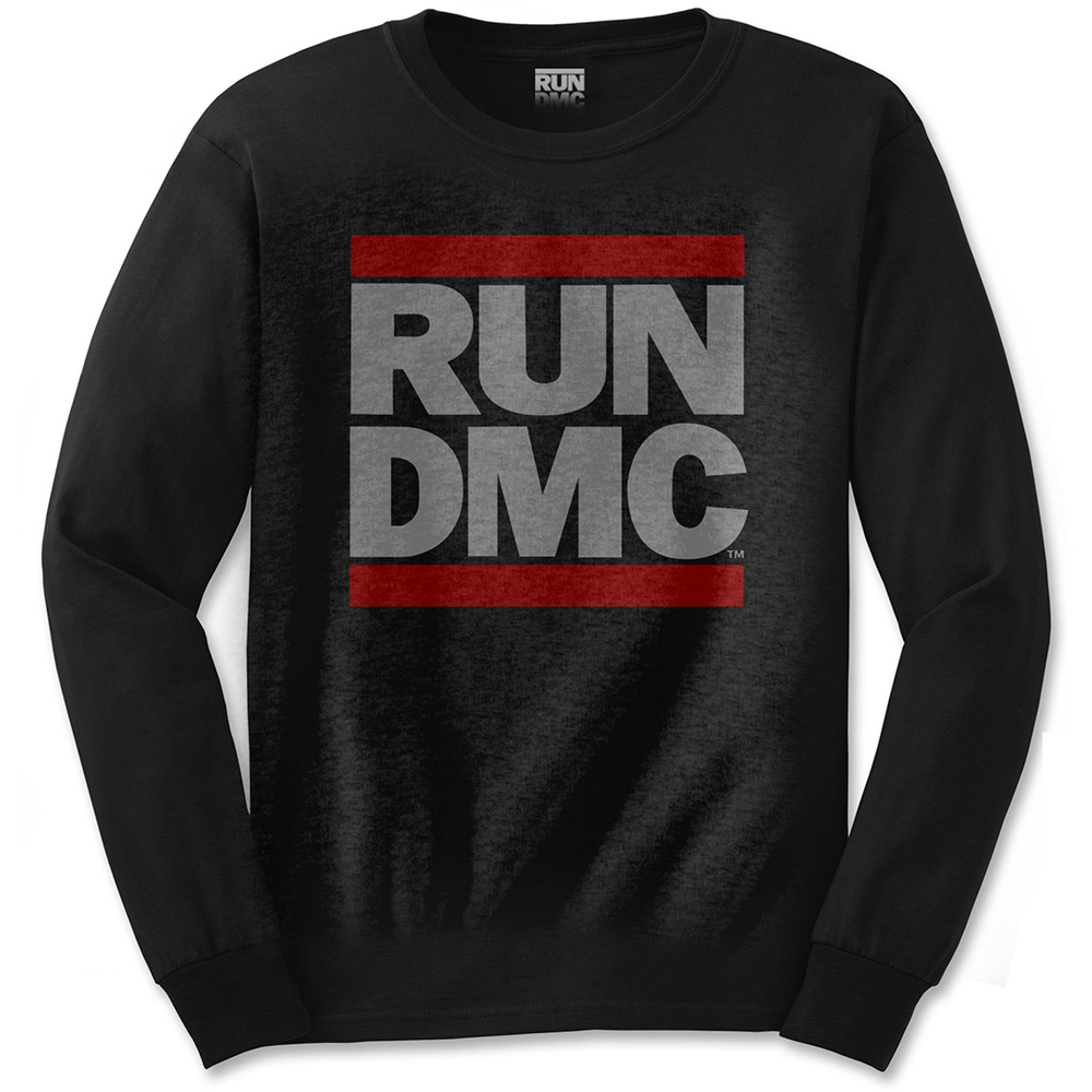 Run-DMC - Logo (Black)